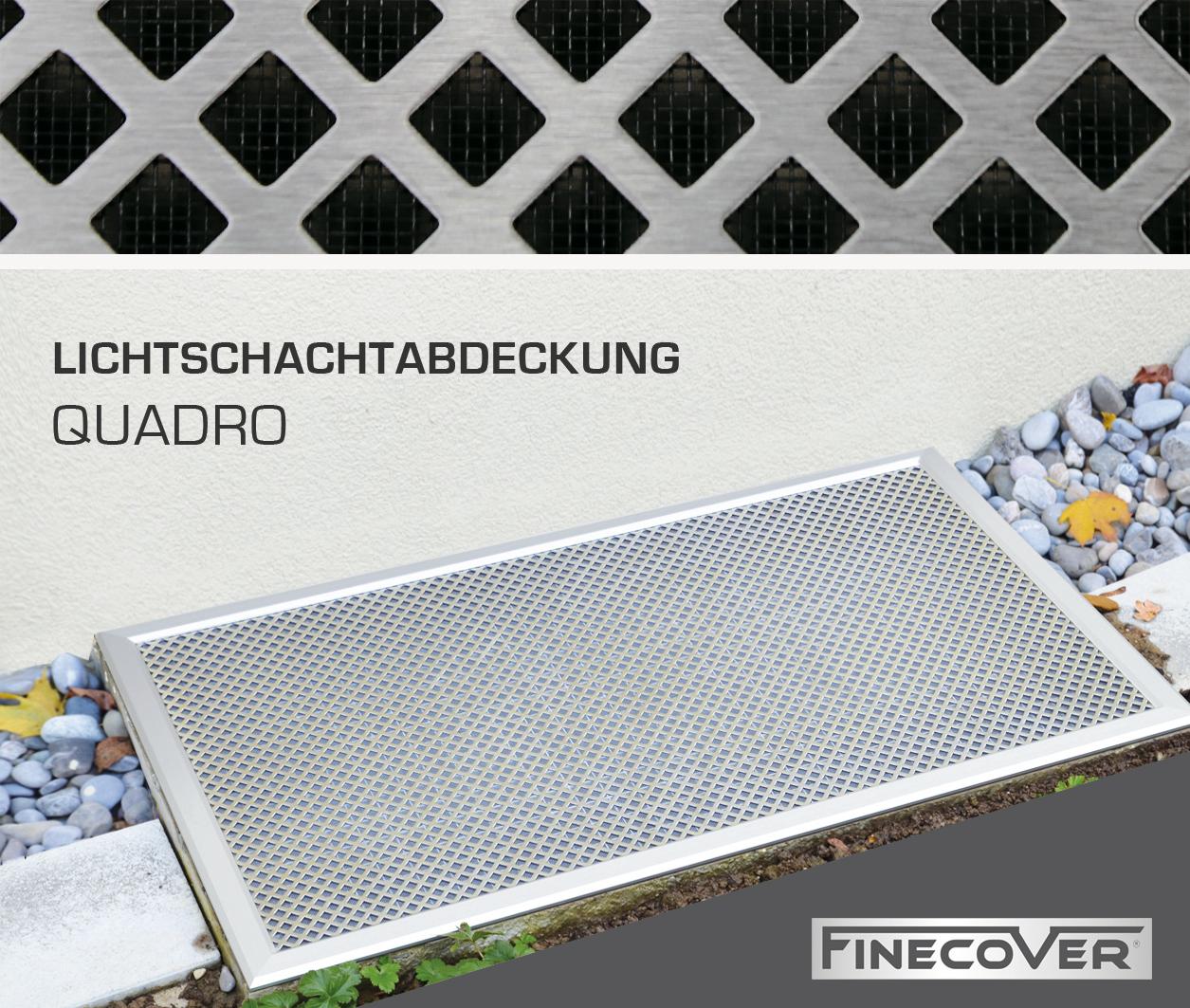 Extrem Lichtschachtabdeckung - Kellerschachtabdeckung - Jetzt bestellen! NF41