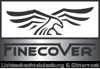 Finecover Lichtschachtabdeckungen und Gitterroste Logo